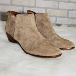 Sam Edelman Shoes - Sam Edelman Petty Chelsea Putty Suede Ankle Boots